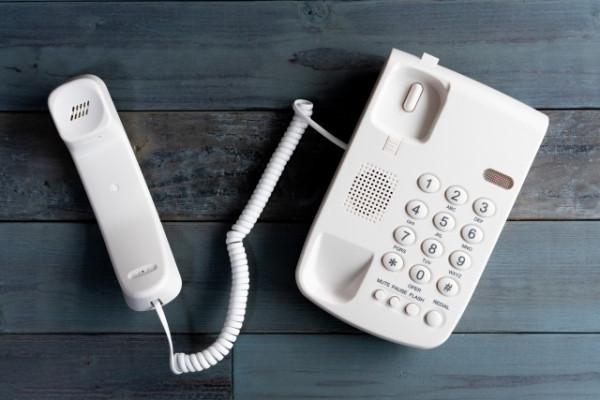 Asteriskとアナログ回線を使用したオフィス電話、コールセンターの構築